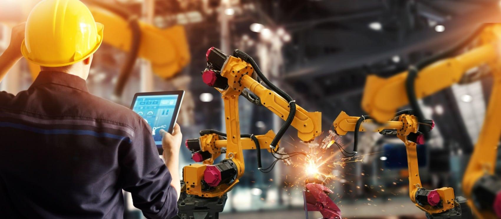 Robotique industrielle : gagner en rentabilité grâce au bras robotisé